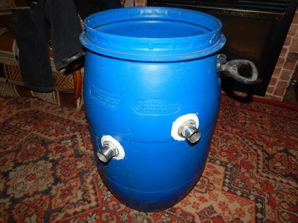 Песколовка для очистки воды