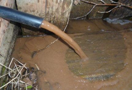 Промывка скважины эрлифтом - надёжный и быстрый способ очистки