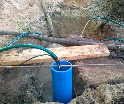 Как отремонтировать скважину на даче своими руками