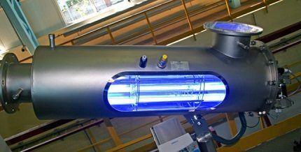 Ультрафиолетовая установка