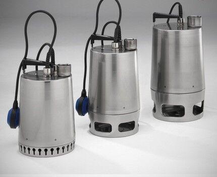Импортное оборудование «Grundfos»