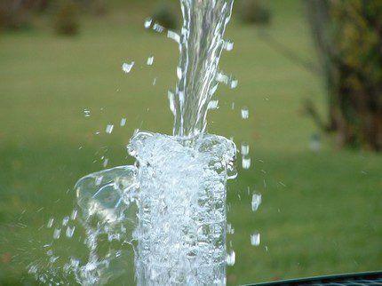 Источник чистой воды