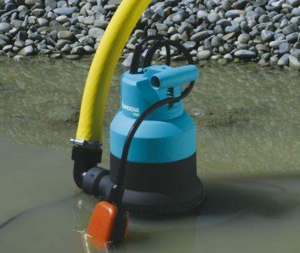 Прибор с поплавковым механизмом