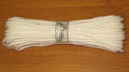 Капроновый шнур для насоса