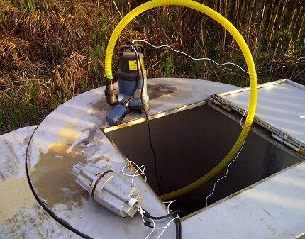 Вибрационник в чистке водозаборных выработок