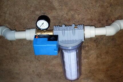 Водопровод на скважину