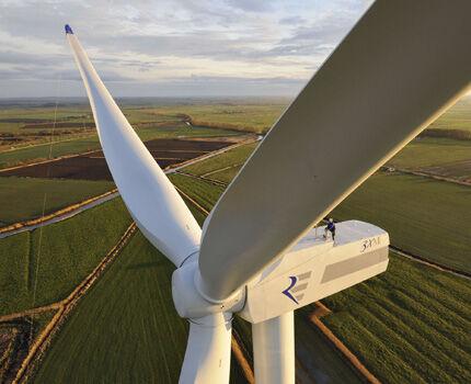Ветряки - вид источника альтернативной энергии