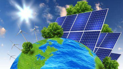 Виды источников альтернативной энергии