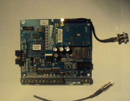 GSM передатчик