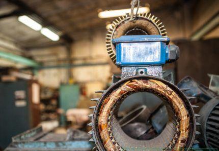Причины капитального ремонта насоса Гном