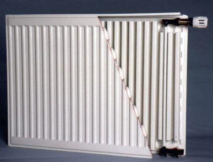 Стальные радиаторы для системы отопления