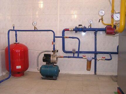 Как установить и подключить поверхностный насос
