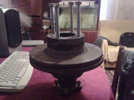 Автомобильная ступица с тормозными дисками