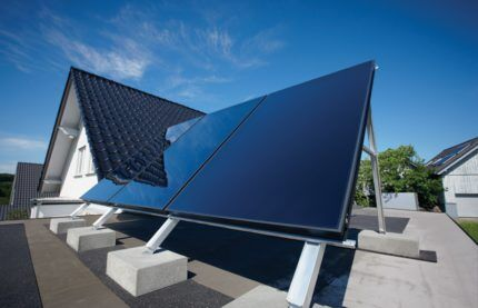 Эксплуатация солнечных панелей в системах отопления