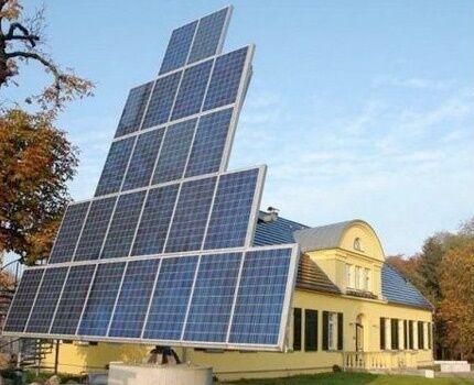 Рациональная установка солнечных систем отопления
