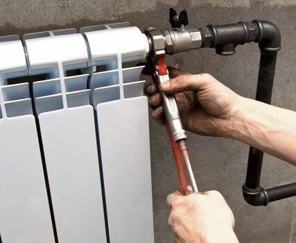 Как правильно ставить радиаторы отопления под окном