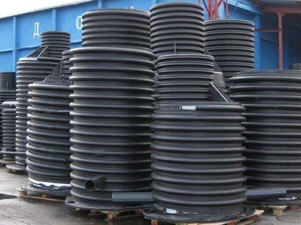 Резервуары с монолитным корпусом
