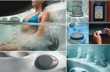 Уход и техническое обслуживание гидромассажной ванны