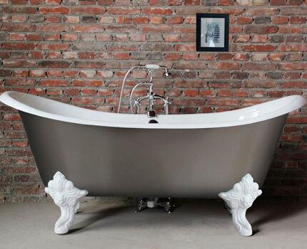 Дизайнерские ножки ванны