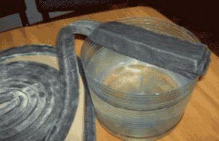 Бетонито-каучуковая прокладка