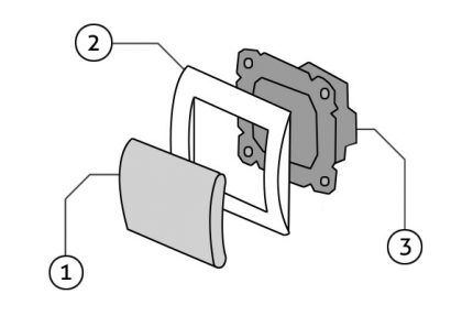Конструкция выключателя