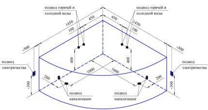 Схема подключения джакузи