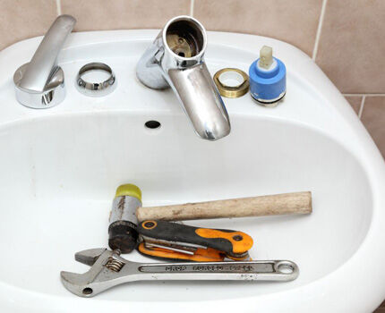 Инструменты для установки