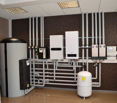 Разводка системы отопления в частном доме схемы лучших вариантов
