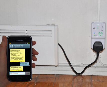 Терморегуляторы, управляемые с телефона