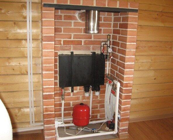 Как обогреть дом зимой без газа