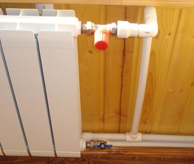 Однотрубная система отопления частного дома схемы  обзор преимуществ и недостатков