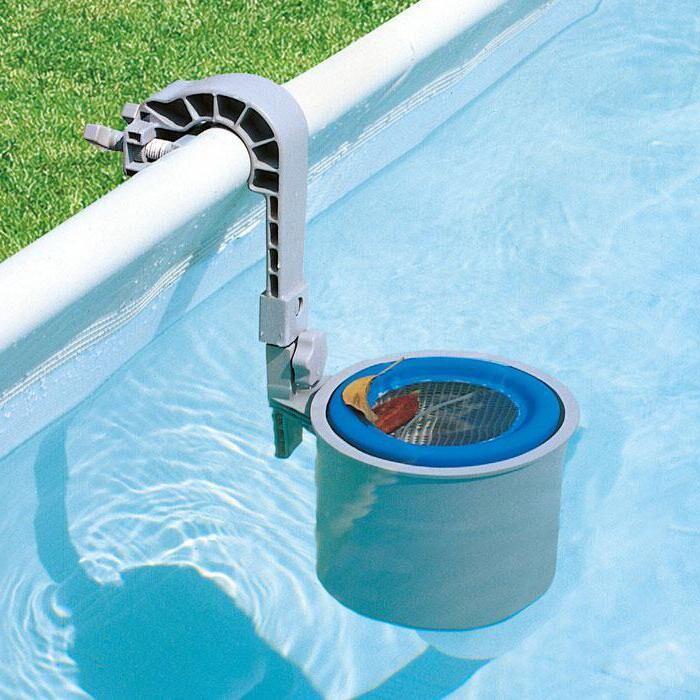 Схема подключения фильтра для бассейна