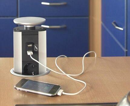 Конструктивы - будущее офисов и кухонь