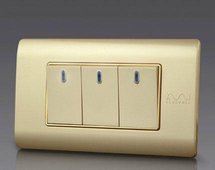 Схема электрического переключателя