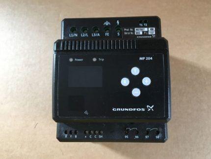 Grundfos Control MP204
