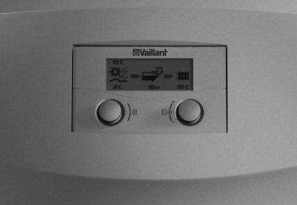 Управление тепловым насосом