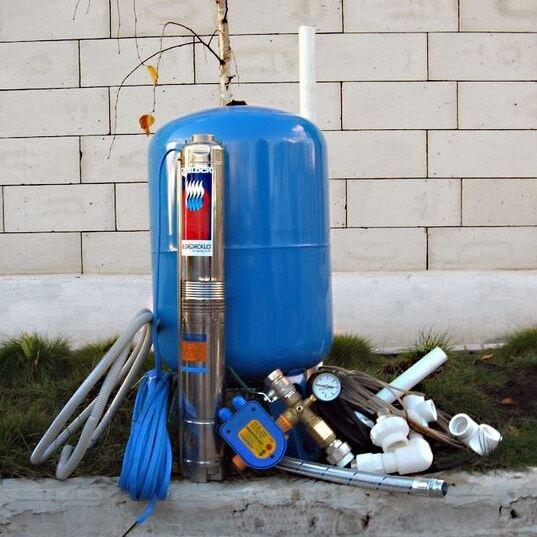Гидроаккумуляторы для водоснабжения устройство