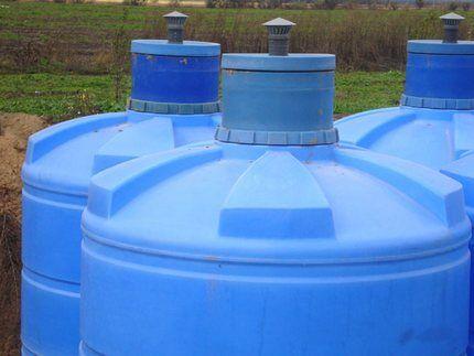 Прочность пластиковых резервуаров