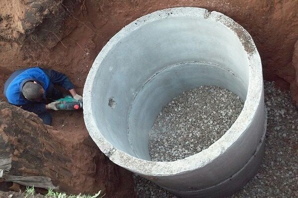 Как сделать дренаж для канализации