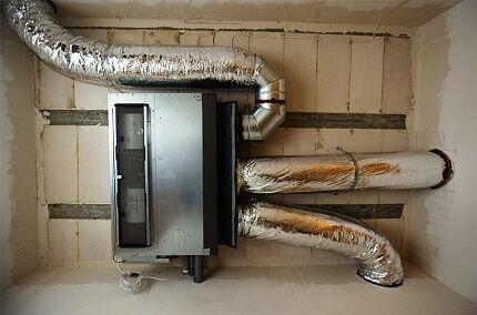 Специфика расчетов для организации воздушного отопления загородного дома
