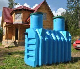 Что лучше септик или автономная канализация для дома?