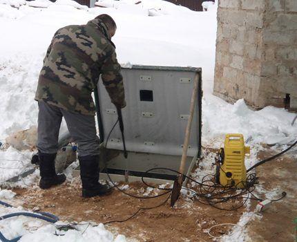 Зимнее использование Биокси