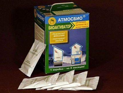 Биоактиватор Атмосбио