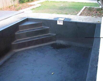 Жидкие материалы для выполнения гидроизоляции бассейнов