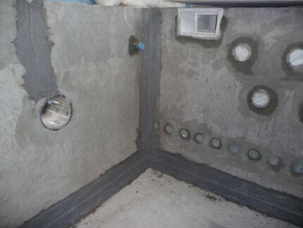 Материалы для гидроизоляции бассейнов