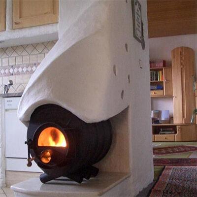 Как установить водяной котел в кирпичную печь