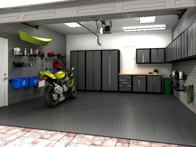 Система отопления в гараже своими руками