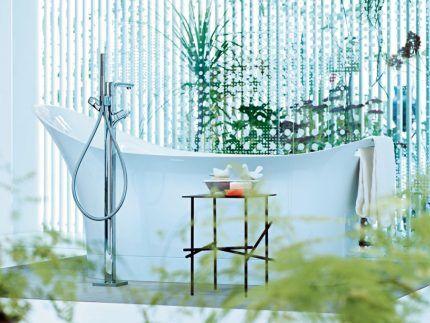 Напольный смеситель для ванны