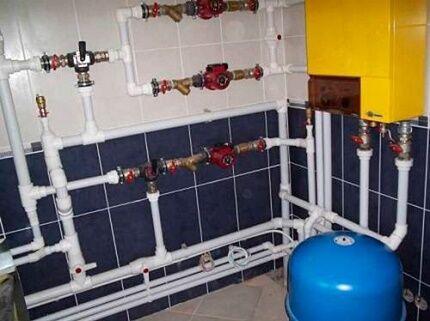 Применение полипропилена в сооружении водопровода своими руками