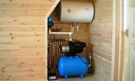 Разводка водопровода в частном доме своими руками: монтаж, схема, как провести
